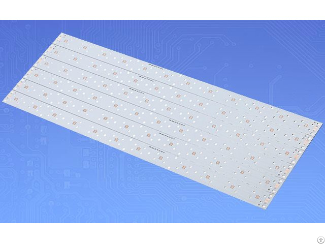 Aluminum Pcb With Ipc Rohs International Standards
