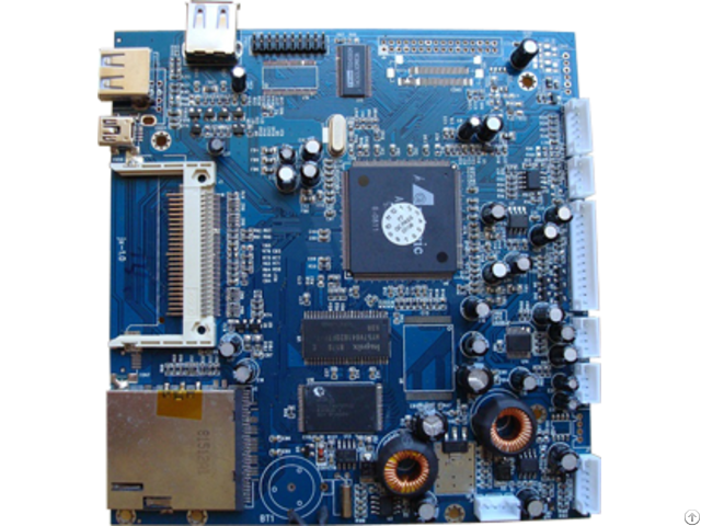 Pcb Assmebly For Smart Board