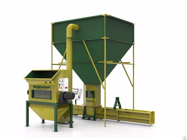 Recycling Machine For Eps