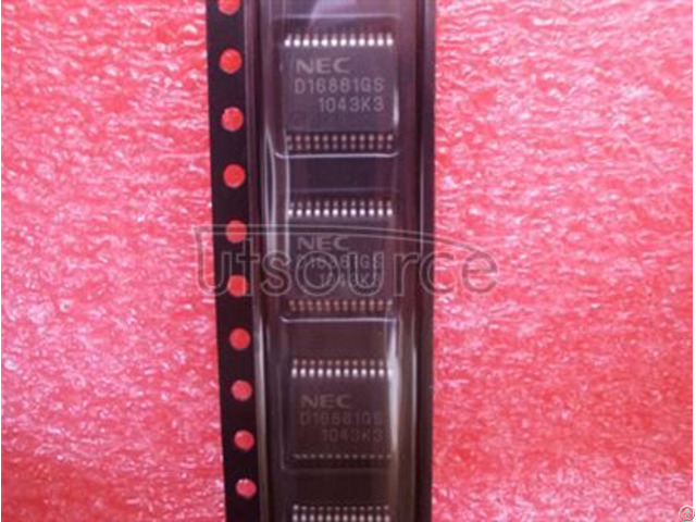 About Electronic Component D16861gs