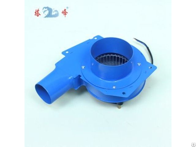 80w 60mm Pipe Centrifugal Fan Blower Gas Smoke Hot Air Exhausting Dc 12v 24v