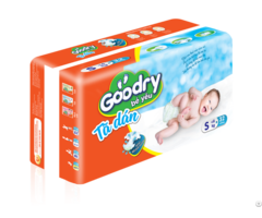 Sell High Quality Baby Diaper Goodry Brand From Ky Vy Corporation