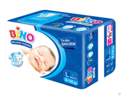 Sell Premium Baby Diaper Sleepy Bino Brand From Ky Vy Corporation Vietnam