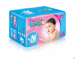 Colorful Cloth Like Back Sheet Baby Diaper From Ky Vy Corporation Vietnam