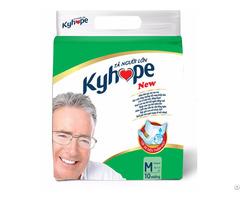 Diaper For Elder Kyhope New Brand From Ky Vy Corporation