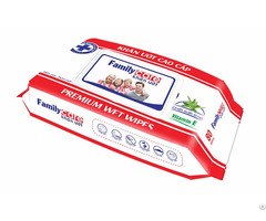 Wet Wipes High Quality From Ky Vy Corporation Vietnam