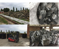 Hardwood Charcoal From Ukraine