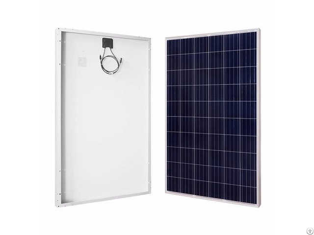 Photovoltaic Mono Poly 260 275 Watt Solar Panel Pv Module