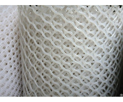 Extruded Flat Plastic Mesh Mattress