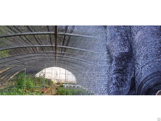 Virgin Hdpe Waterproof Shade Netting