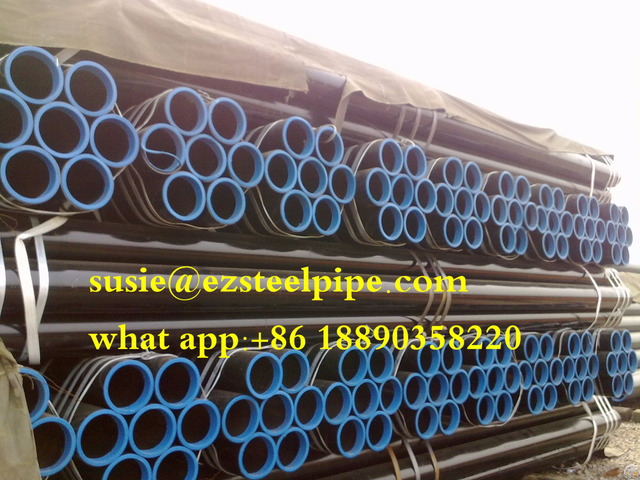 Cold Rolled Seamless Steel Pipe For Gas And Oil