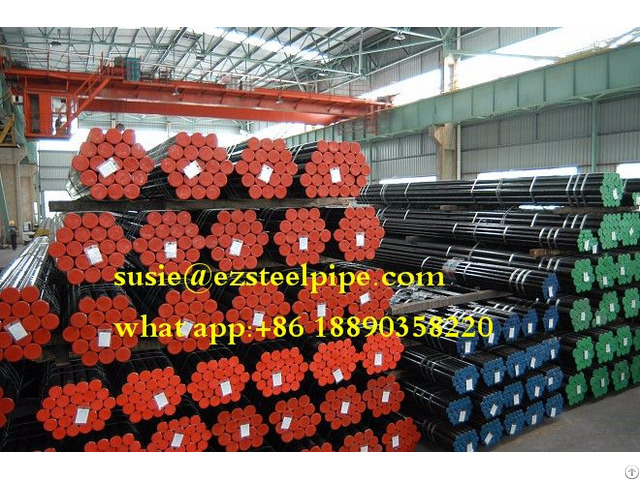 Hot Rolled Seamless Steel Pipe Astm A 53 Oil And Gas
