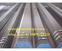 Od20mm Od610mm Carbon Steel Seamless Pipe Api 5l Standard X52 Material