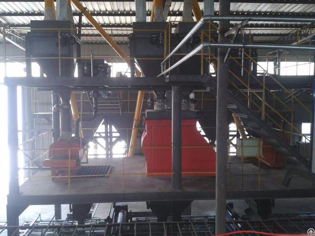 Ce Certification Mgo Board Making Machine