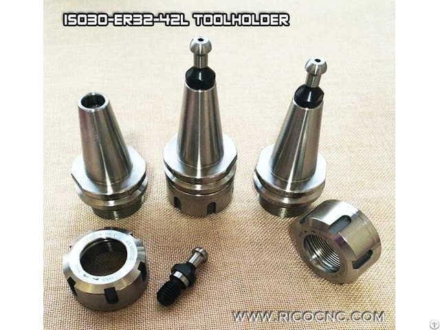 Iso30 Er32 42l Tool Holders For Hsd Atc Routers