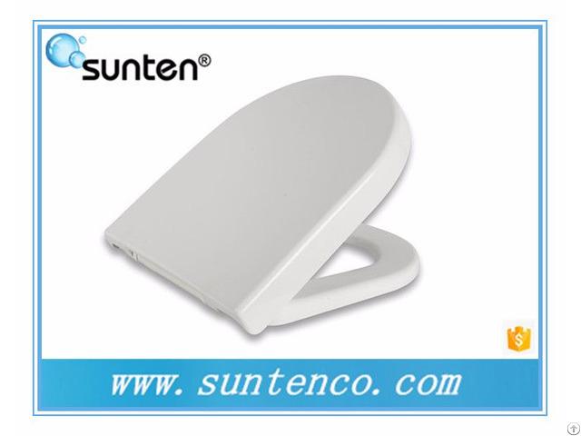 Xiamen Silent Close Quick Release D Shape Toilet Seat