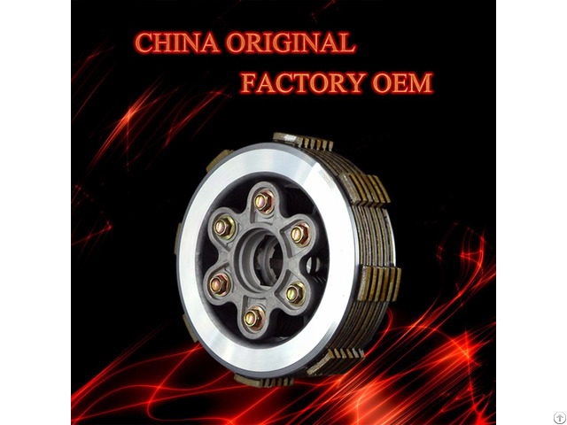 Moto Parts Cg125 Motorcycle Clutch Center Assembly For Honda