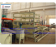 Mgo Board Light Weight Wall Panel Production Line