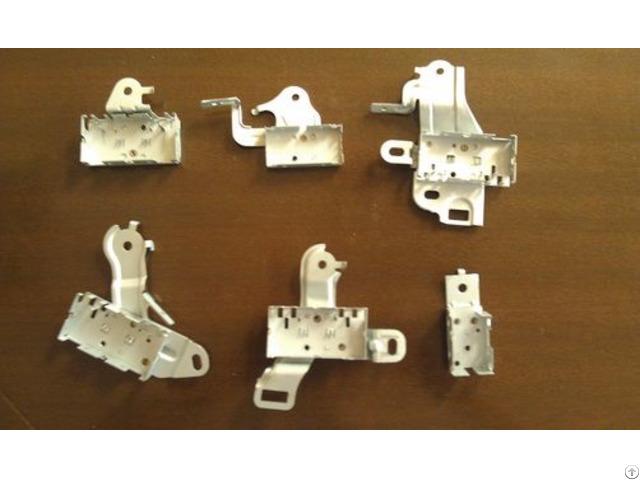 Metal Manufacturing Parts 2