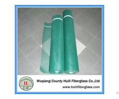 Fiberglass Window Screen With Pvc Coated