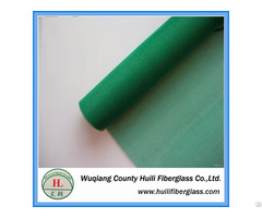 Fire Resistant Fiberglass Fly Mesh 120g 18 16 Window Screen