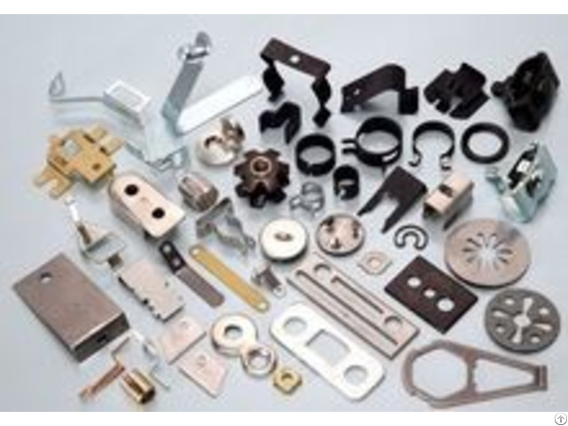Metal Manufacturing Parts 10