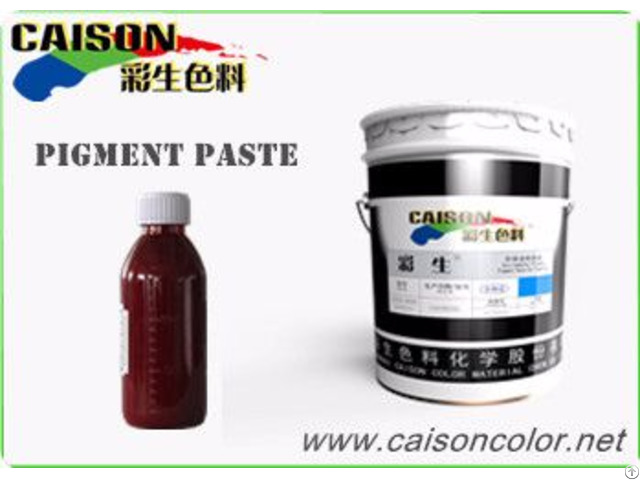 Cth 1150 Bordeaux Water Based Pigment Paste