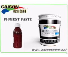 Cth 1160 Red Violet Water Based Pigment Paste