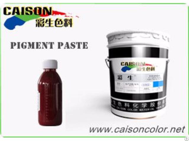 Cth 1170 Orange Red Pigment Paste