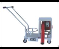 Road Marking Machine Hand Push Wind Force Cleaner Yhcf 60