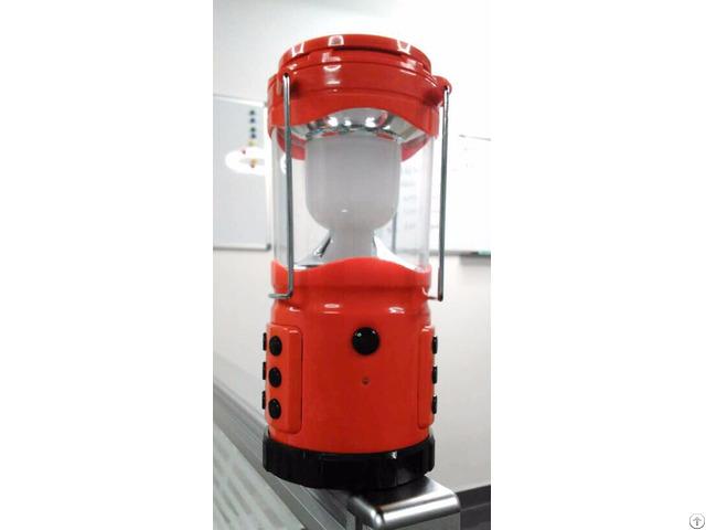 Solar Led Camping Light Lamp Lantern