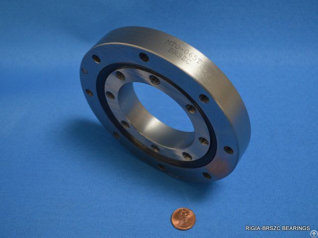 Mto 122 Four Point Contact Ball Bearing