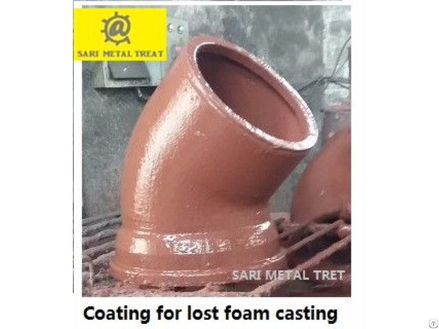 Coating For Lost Foam Casting Lfc Paint