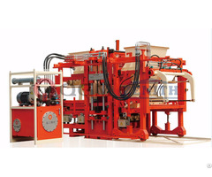 Germany Technology European Standard T10 Automatic Block Making Machine