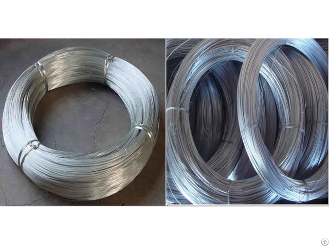 Galvanised Steel Wire