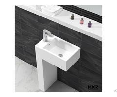 Acrylic Stone Bathroom Basins