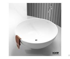 Artificial Stone Bathroom Bathtubs