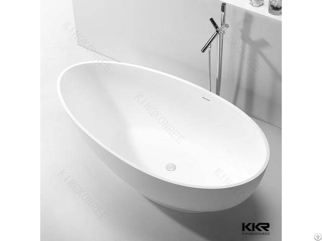 Hotel Bathroom Solid Surface Bathtubs Small