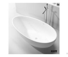 Hotel Bathroom Solid Surface Bathtubs Small