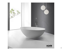 Kkr Factory Supply 180cm Oval Bathtubs