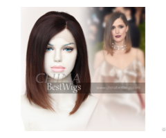 Ombre Color Celebrity Wigs