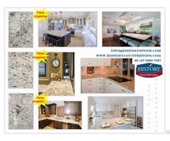 Special Offer Of Quartz Surface Before Christmas From History Countertops