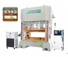 Tjsh 400t High Speed Punching Machine