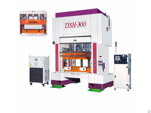 Tjsh 300t High Speed Punching Machine 300 Ton