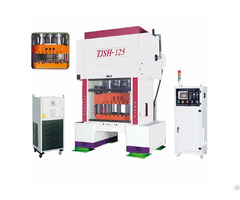Tjsh 1250t High Speed Punching Machine H Type