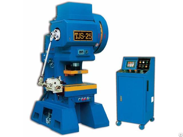 Tjs 25t High Speed Punching Machine C Type