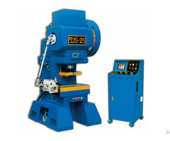 Tjs 25t High Speed Punching Machine C Type