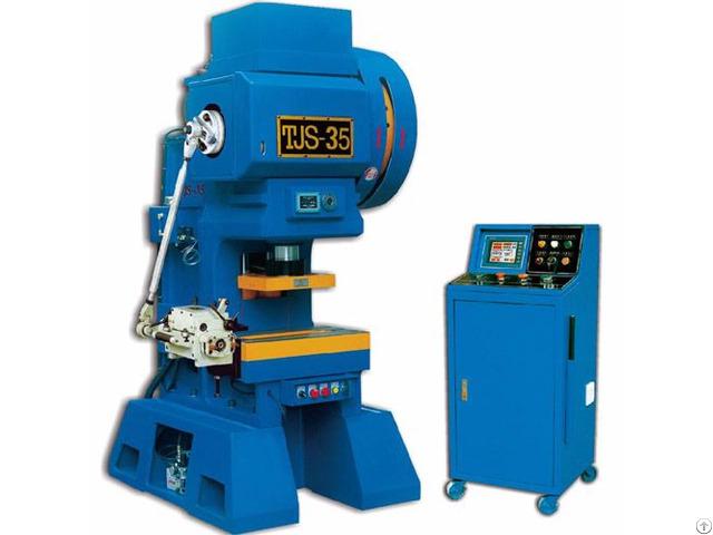 Tjs 35t High Speed Punching Machine 35 Ton