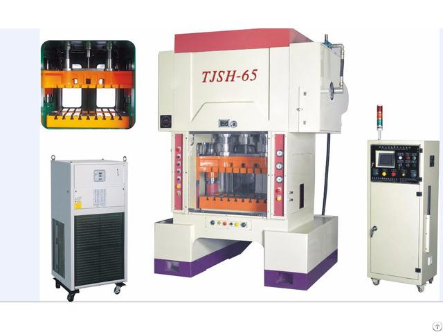 Tjs H 65 Ton High Speed Punch Stamping Machine