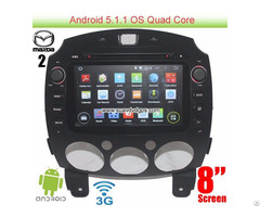 Mazda 2 Wince System Car Dvd Player Gps Radio Stereo Video Swc App